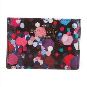 Kate Spade New York Leather Card Holder